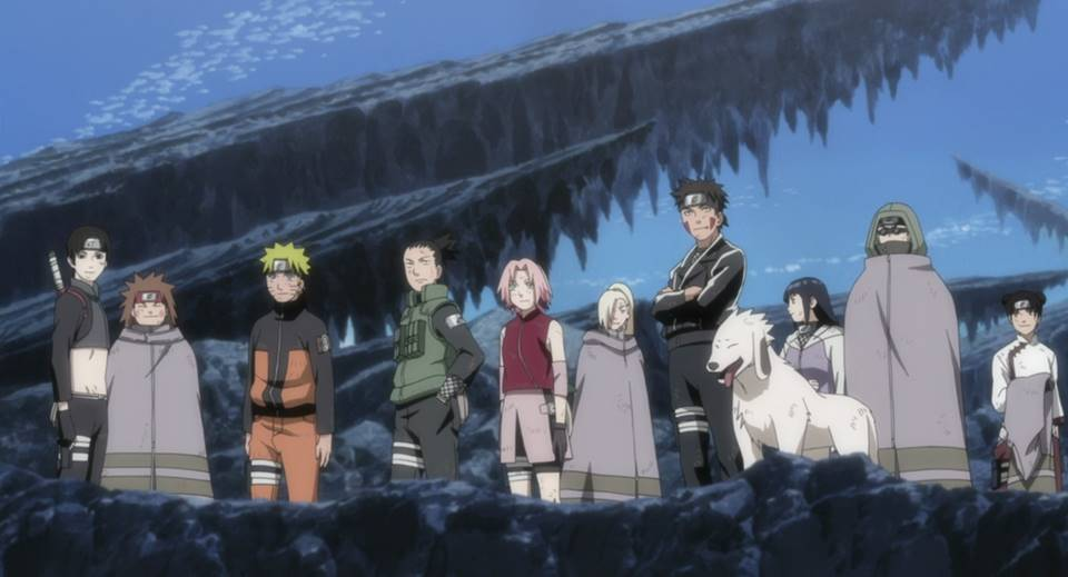 naruto shippuden movie 3 la voluntad de fuego sub espanol
