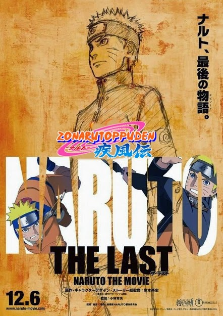 Poster de The Last Naruto The Movie